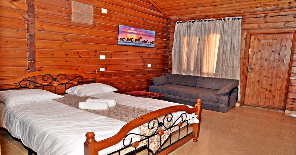 Guest room on the sea in Biankini Village Resort