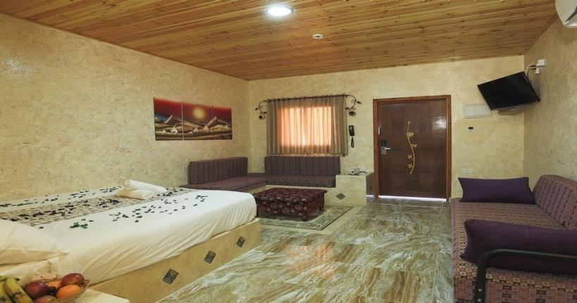 Biankini Village Resort - Desert guest rooms